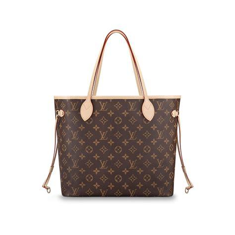 Lv Neverfull L neverfull mm monogram canvas handbags louis vuitton