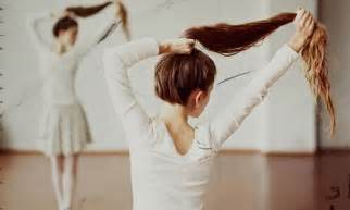dancer with hair ballet studio on tumblr