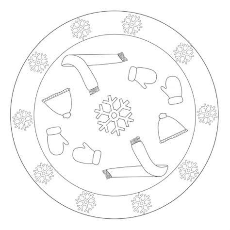 snowman mandala coloring pages winter mandala coloring pages 1 coloring mandala
