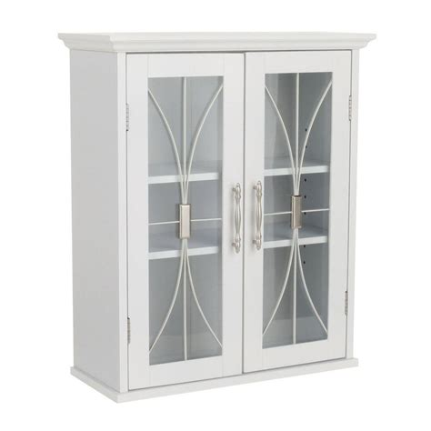 bathroom wall cabinets home depot home fashions 20 1 2 in w x 24 in h x