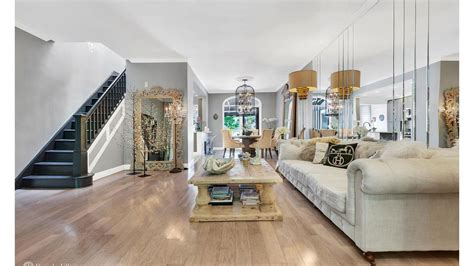 chic home design llc brooklyn ultra chic bay ridge home with 80s inspired decor asks 1 4m curbed ny