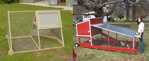 Build Your House Online Free by How To Build A Chicken Coop Tractor