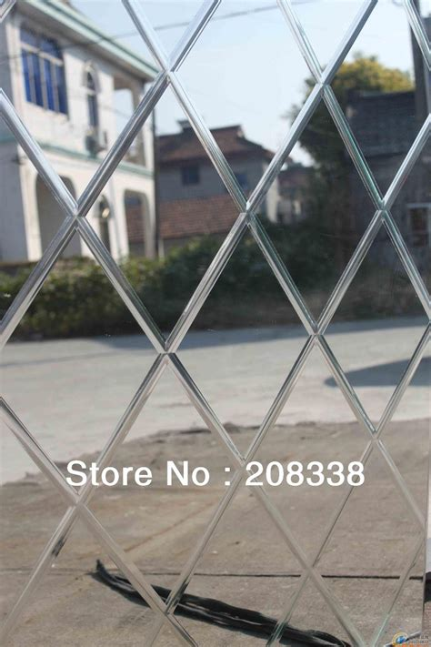 beveled edge mirror wall tiles beveled mirror tiles in mosaics from home improvement on