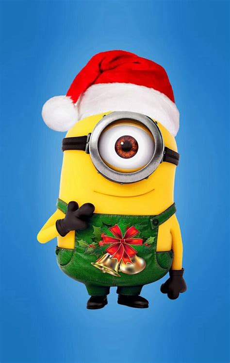 christmas stuart merry christmas minions minions wallpaper minion christmas