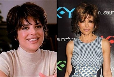 what is going on with lisa rena husband lisa rinna where are they now melrose place zimbio