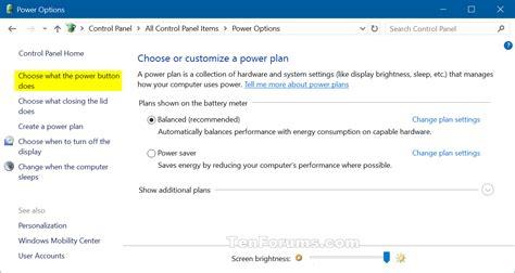 hibernate tutorial windows 10 add or remove hibernate from power menu in windows 10