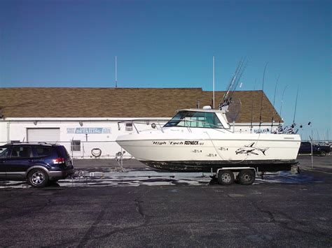 fishing boat and trailer weight new trailer how much weight the hull truth boating