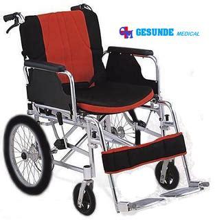 Jual Kursi Roda Jakarta jual kursi roda wellco murah jakarta kursi roda