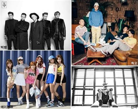 Its Confirmed Bitches Opening The Vmas by Bigbang Hyukoh And More Revealed To Attend The 2015