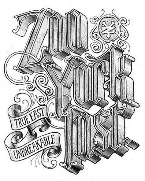 zoo design inspiration typographie 2 lettering calligraphie blogduwebdesign