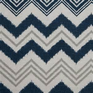 Navy Chevron Curtains Weekend Sale Navy Blue Grey Designer Custom Drapes Curtains C