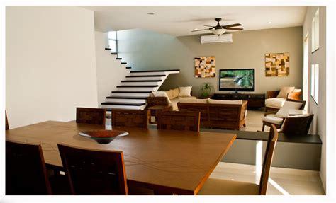 decoracion sala comedor pequeña apartamento salas comedor modernas