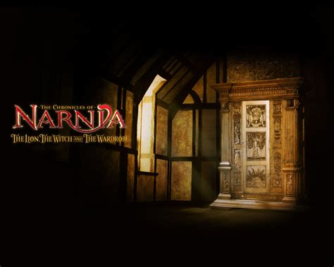 Wardrobe Magic chronicles of narnia magical on record
