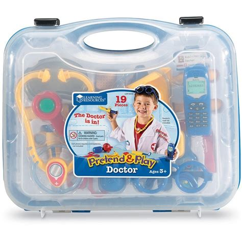 Doctor Set doctor set for educational toys planet