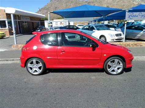 peugeot 206 gti for sale 100 peugeot 206 gti the peugeot 206 gti page