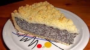 mohn kuchen mohnkuchen mit quark und streuseln rezept mit bild