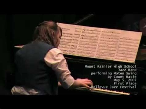moten swing count basie moten swing by count basie played by mt rainier high