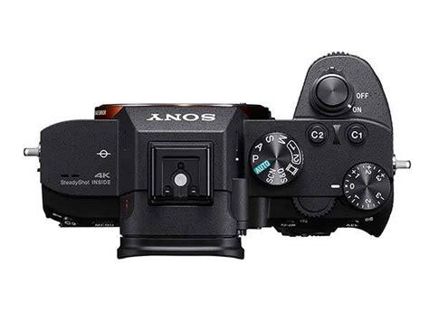 Sony A7 Kamera Mirrorless sony a7 iii alpha frame mirrorless gadgetsin