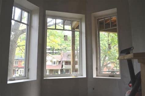 No Window Sill The House Trim Less Windows
