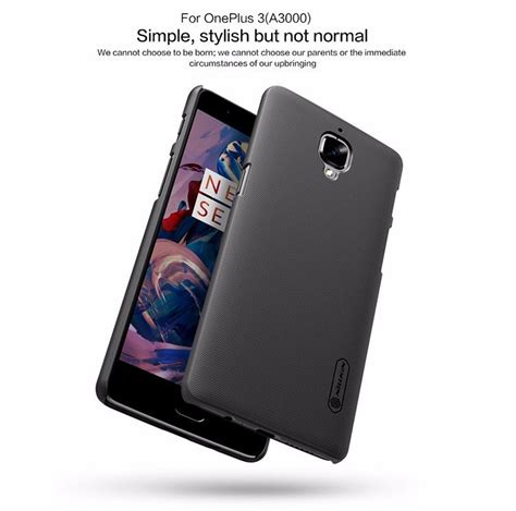 Hardcase Nilkin Oneplus Two Nillkin Frosted Shield For Oneplus 3 3t