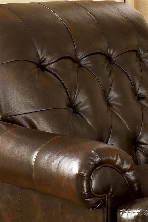 ashley fresco durablend antique sofa fresco durablend antique 63100 l by signature design