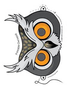 owl mask template 25 best ideas about owl mask on felt mask