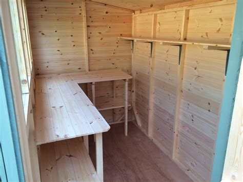 Shelving For Sheds Uk by Shelving Mb Garden Building