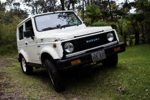 Samuri Suzuki 1987 Suzuki Samurai Egmcartech