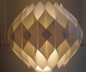 Origami Light Fixture The Shade Mid Century Modern And Metals On