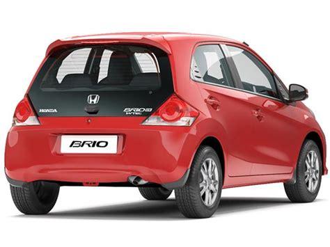 Lu Belakang Mobil Brio Review Honda Brio Si Mungil Yang Selalu Unjuk Gigi