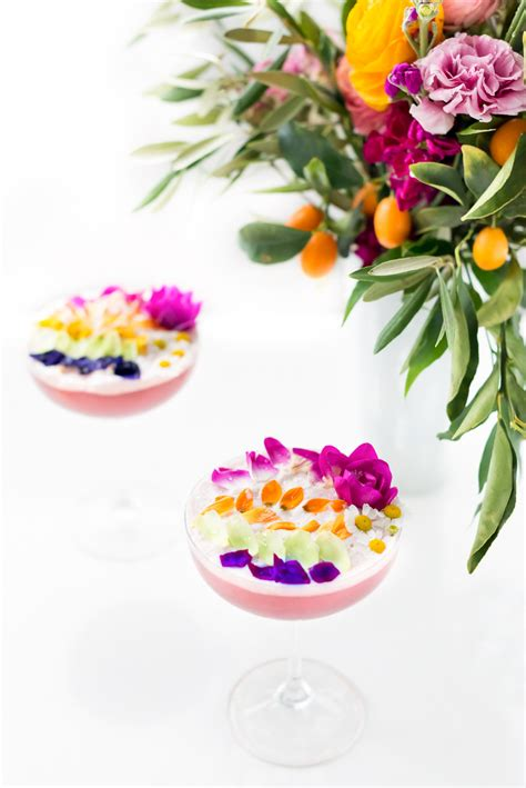 1000 images about edible flowers recipe ideas on edible flower rainbow sour cocktail recipe sugar cloth