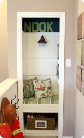 Turn Closet Into Reading Nook by How To Turn A Closet Into A Kid S Book Nook Babycenter