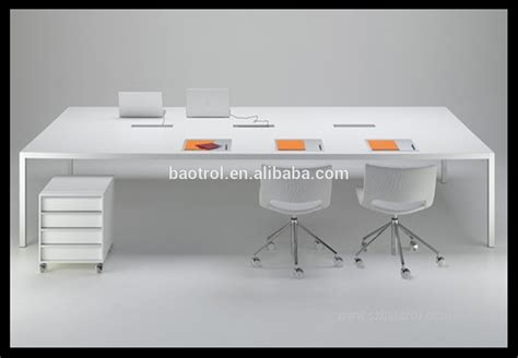 High Top Conference Table Baotrol Factory Office Table Triangle Conference Table Marble Top Meeting Table High Top Meeting