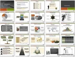 Business plan presentation sample business success key template