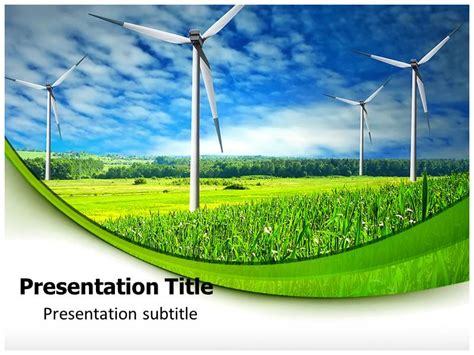 green energy powerpoint template renewable energy with white powerpoint templates