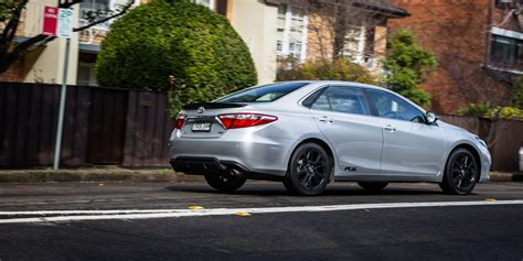 2016 Toyota Camry 2016 Toyota Camry Rz Review Caradvice