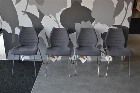 sedie cartell 4 sedie kartell soft grigia sedie a prezzi scontati