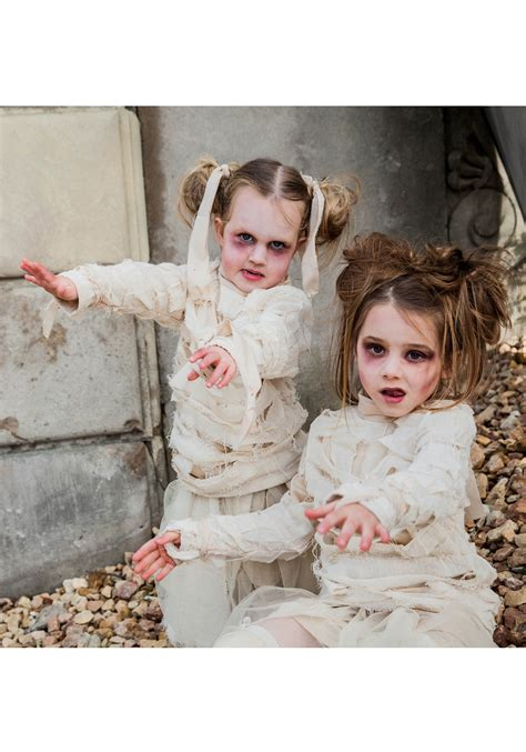 toddler girls mummy costume