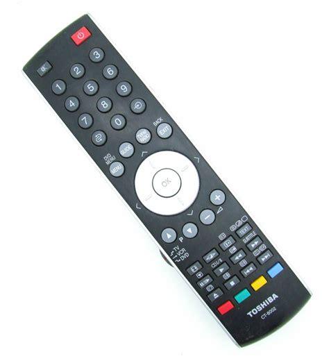 Remote Tv Toshiba Original original toshiba ct 8002 remote onlineshop for
