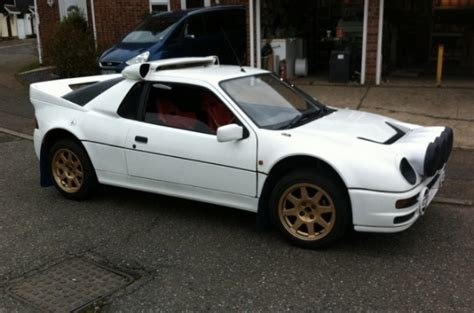 ford rs200 for sale ford rs200 kit car for sale