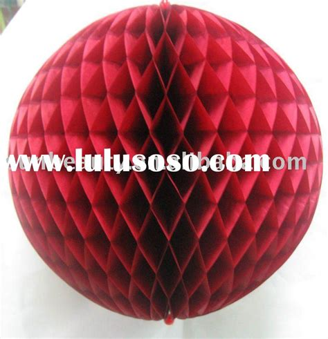 Paper Balls Craft - honeycomb fruit paper honeycomb fruit paper manufacturers