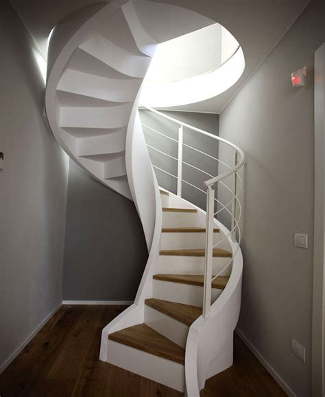 rizzis spiral staircases  offer great functional comfort interiorzine