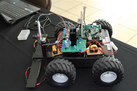 Ideas Electrical Engineering Senior Design Project by Find Buried Treasure With Ucf Engineering Robot Ucf News Of Central Florida
