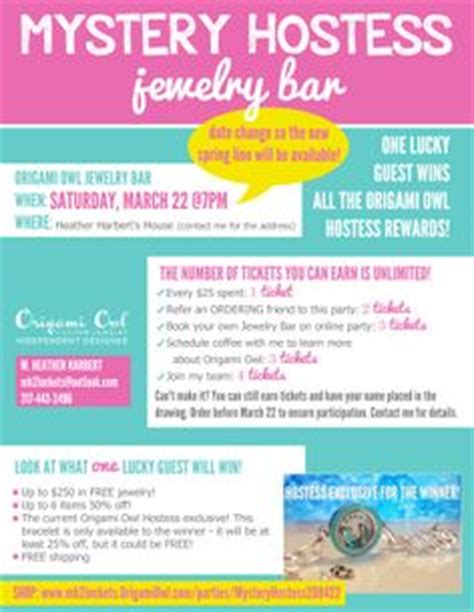 Origami Owl Track Order - host a home or book all welcome