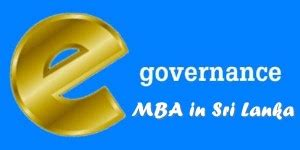 Mba In It Of Moratuwa by Sri Lanka Course