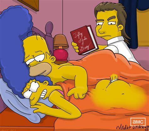 Marge La Puta De Los Simpsons Poringa