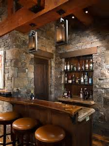 Home Bar Decoration by Rustic Home Bar Design Ideas Pictures Remodel Amp Decor