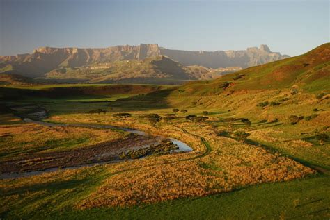 hlalanathi berg resort drakensberg south africa
