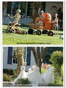 Fun Halloween Decor Hilarious Skeleton Decorations For Your Yard On Halloween