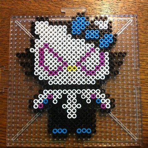 perler bead hello 1000 images about hello perler on
